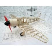 Aeromodel zbor liber HAWKER SEAFURY montat (549 mm)