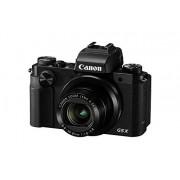 Canon PowerShot G5 X 0510C002AA Digitale compactcamera, 20,2 megapixels, 7,5 cm (3 inch), WLAN, NFC, Image Sync, 1080p, Full HD, zwart