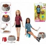 Barbie la foc de tabara FDB