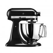 KitchenAid 5KSM125BOB 4.8L Artisan Stand Mixer Onyx Black