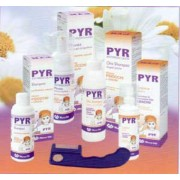 Pyr Olio Shampoo Elimina Pidocchi e Lendini 150 ml