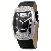 EOS New York ICE Watch Silver/Black 72L