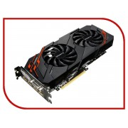 Видеокарта GigaByte GeForce GTX 1070 Ti 1607Mhz PCI-E 3.0 8192Mb 8008Mhz 256 bit 3xDP DVI HDMI HDCP GV-N107TWF2-8GD