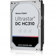 Hard disk server WD Ultrastar DC HC310 6TB SAS 3.5 inch 7200rpm 256MB