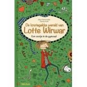 Deltas Boek De Knotsgekke Wereld van Lotte Wirwar - Een Zootje in de Gymzaal