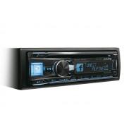 Alpine CDE-195BT Ricevitore multimediale per auto Nero 200 W Bluetooth