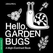 Hello, Garden Bugs: A High-Contrast Book, Hardcover