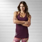 Женщины- Майка для йоги LES MILLS