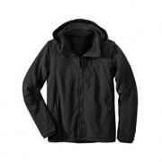 CMP Softshell-herenjack, 54 - zwart