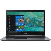"""Лаптоп Acer Swift 3 SF315-41G-R7FB, 15.6"""" FHD IPS, AMD Ryzen 7 2700U, 8GB, Steel Grey"""