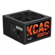 Sursa AeroCool KCAS 800W, 80 Plus Bronze (Negru)