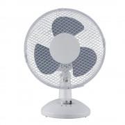 Настолен вентилатор ESPERANSA ES 1760 DC9, 19W, 23 см, 2 степени на скоростта, Регулиране на наклона