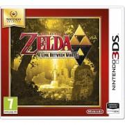 Nintendo 3ds Sel Zelda Link Between Worlds