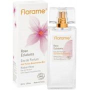Florame Eau de Parfum Rose Eclatante (Strahlende Rose) - 50 ml