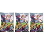 "My Little Pony Suprise Mini Figure Blind Pack Lot of 3 Packs ""Contains 3 Random Mystery Figures"""
