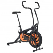 vidaXL Bicicleta estática de ar 46 cm