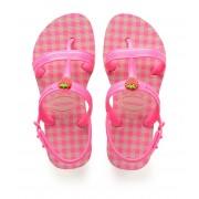 Havaianas Slippers Kids Flipflops Joy Spring Roze