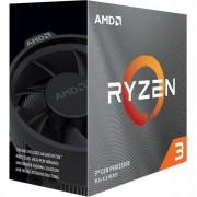 Procesor AMD Ryzen 3 3100 (3.6 GHz, 4c/8t) Wraith Stealth, Socket AM4