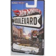 Hot Wheels 2012, Boulevard '49 Drag Merc, Legends. 1:64 Scale Die Cast.