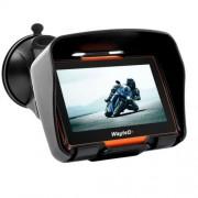 WayteQ xRIDER Smart motoros navigáció (Android)