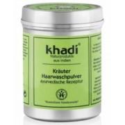 Khadi Bio Hajmosó Por Gyógynövényes 150 g