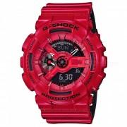 reloj deportivo casio g-shock GA-110LPA-4A-rojo