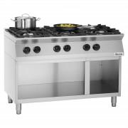 Bartscher Gas stove 6 burners MFGO760