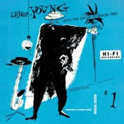 Lester Young - Withthe Oscar Peterson T (0602498840481) (1 CD)