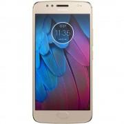 Moto G5S Dual Sim 32GB LTE 4G Auriu 4GB RAM MOTOROLA
