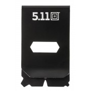 5.11 Tactical 5.11 Multitool Money Clip (Tumbled Steel 988)