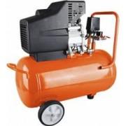 Compresor aer cu ulei EvoTools CA2050 EPTO 2cp 50l debit aer refulat 195l-min 8bar 31kg