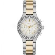 DKNY Quartz Silver Dial Women Watch-NY2260