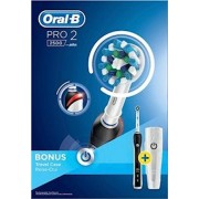Braun Oral-B Pro2500 CrossAction Black