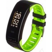 Smartband Garett Fit 23 GPS Bluetooth Monitorizare activitati Black Green