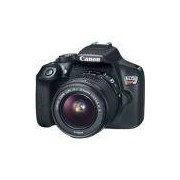 Câmera Digital Canon EOS Rebel T6, Tela LCD 3pol, 18MP, Filma em Full HD, Wi-Fi e NFC integrados