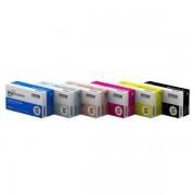 Epson Originale Discproducer PP 100 Cartuccia stampante (PJIC3 / C 13 S0 20449) magenta foto, Contenuto: 26 ml