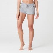 Myprotein Luxe Lounge Shorts - Grau meliert - S