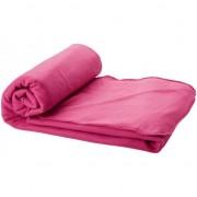 Geen Fleece deken roze 150 x 120 cm