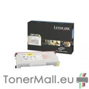 Тонер касета LEXMARK 20K1402 (Yellow)