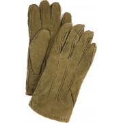 Laimböck Suede Handschuhe Penryn Olive - Grün 9