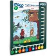 Logico - Set cu Tablita - Pregatiti pentru scoala. Priveste in jur descopera si spune - 5 ani +