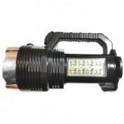 Lanterna cu LEDuri si Acumulator Incarcare Solara si 220V YW6870