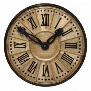 Maisons du monde Reloj decorativo de madera Ø 120 cm LANGLOIS