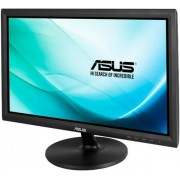 "Monitor LED Asus 19.5"" VT207N, TouchScreen, HD+ (1600 x 900), DVI-D, USB, 5ms (Negru)"