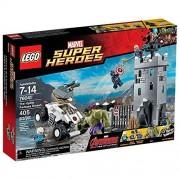 LEGO Marvel Super Heroes Avengers Hydra Fortress Smash Set (76041)