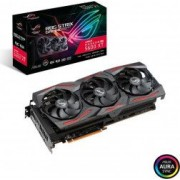 Placa video ASUS ROG Strix Radeon RX 5600 XT Gaming 6GB GDDR6 192-bit Bonus Q3'20 AMD Radeon Raise