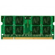 GeIL DDR3 SO-Dimm Series - DDR3 - 4 Go - SO DIMM 204 broches - 1066 MHz / PC3-8500 - CL7 - 1.5 V - mémoire sans tampon - non ECC