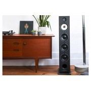 Triangle Borea BR09 + SVS Wireless soundbase Svart ask