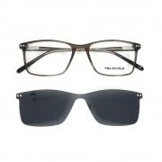 Polarizen Rame ochelari de vedere barbati Polarizen CLIP-ON SS6002 C3