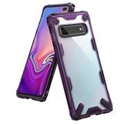 Nstcher Funda del teléfono para Samsung Galaxy S10 Funda Armor Bumper Cubierta del teléfono